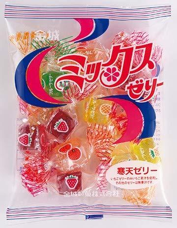 金城製菓 ミックスゼリー 150g ×10袋
