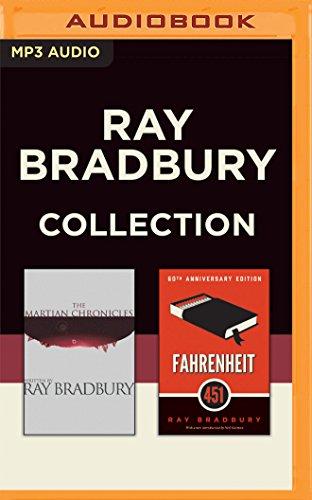 Ray Bradbury Collection: The Martian Chronicles / Fahrenheit 451-60th Anniversary Edition