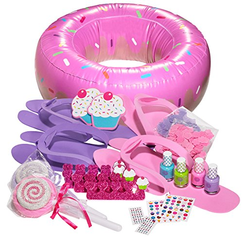 3C4G Sugar Shack Deluxe Pedi Party, Set for 2