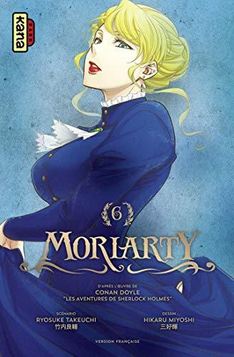Moriarty - Tome 6 par [Ryosuke Takeuchi, Hikaru Miyoshi]