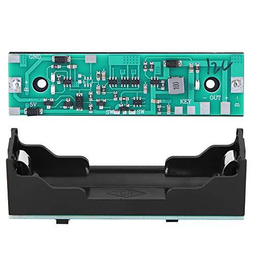 LDDLDG Módulo De Refuerzo De Batería De Litio 18650 UPS Protección Ininterrumpida Módulo De Protección De PCB De Placa Integrada
