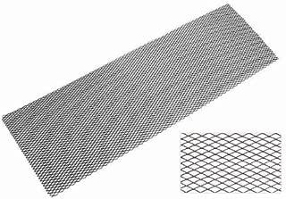 TA Technix–EVORG3Race Mesh Material: Aluminium (AL3030) Hole 12x 25mm, size: 135x 30cm Black/Coated Weight: 200g