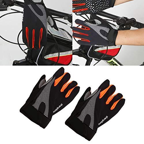 takestop® handschoenen voor motorfiets fiets handschoenen ws1320 eenheidsmaat touchscreen sport wielersport neopreen ademende kleur casual