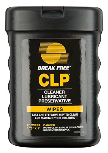 BreakFree BFIWW CLP MultiSurface Wipes 20Sheets 675 x 3Inch