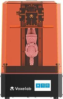Voxelab Proxima Impresora 3D, fotocurado UV LCD Impresora 3D de resina grande con fuente de luz UV LED de 8.9 pulgadas 4K ...