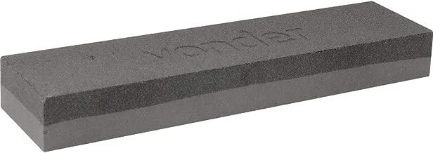 Pedra Para Afiar, Dupla Face, Retangular, Em Blister Vonder