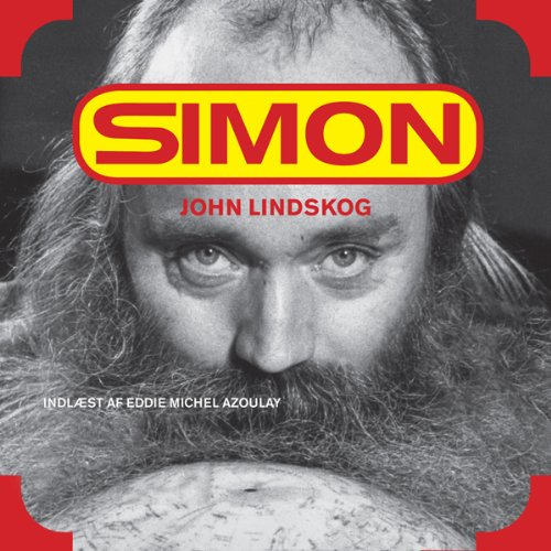 Simon audiobook cover art