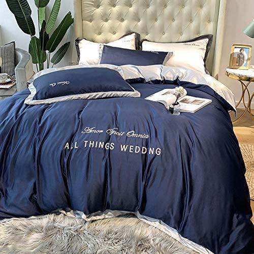 edredón funda nórdica cama 150 de la marca Bedding-LZ