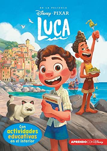 Luca (Leo, juego y aprendo con Disney): Con actividades educativas en el interior