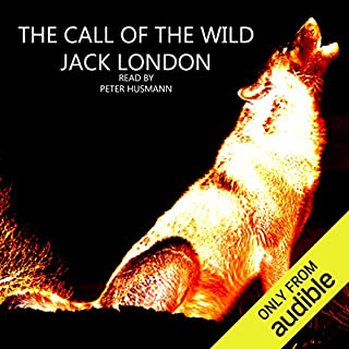 The Call of the Wild                   By:                                                                                                                                 Jack London                               Narrated by:                                                                                                                                 Peter Husmann                      Length: 3 hrs and 23 mins     787 ratings     Overall 4.5