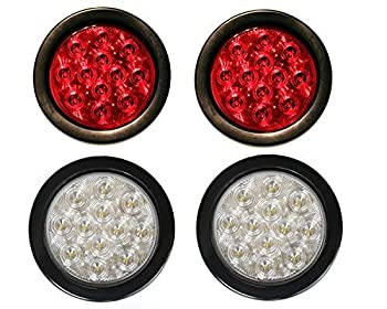 Best round led tail lights Reviews