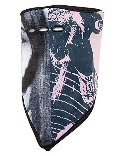 Neff Herren Mountain Facemask Snowboard Neck Gaiter für Winter - mehrfarbig - Einheitsgröße