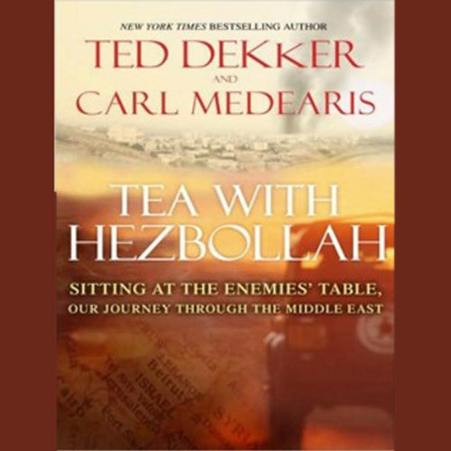 Tea with Hezbollah audiobook cover art