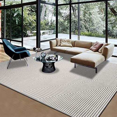 QUD Diseño Retro Corredores Simples Área Alfombra for Estar Comedor Sitio de la Cama de la Alfombra (Color : E, Size : 160x230cm)