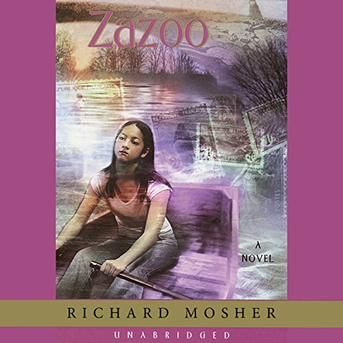 Zazoo audiobook cover art