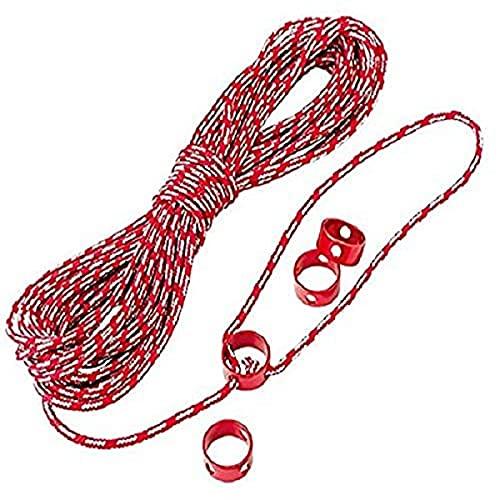MSR アウトドア ロープ コードキット (リフレクティブ ユーティリティー) 【日本正規品】 37818