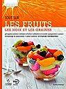 Tout sur les fruits, les noix et les graines par culinaire