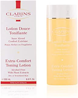 Clarins Extra Comfort Toning Lotion, 6.9 Ounce