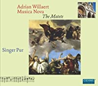 Musica Nova - The Motets (2013-03-26)