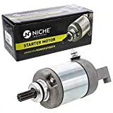 NICHE Starter Motor Assembly for Yamaha YZF R6 R6S FZ6 5EB-81890 Motorcycle