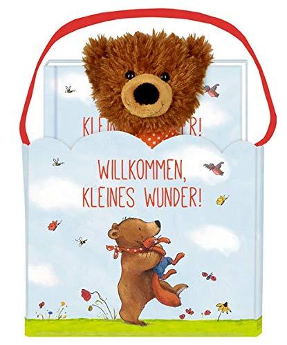 Geschenkset - BabyBär - Willkommen, kleines Wunder! (Alben & Geschenke fürs Baby)