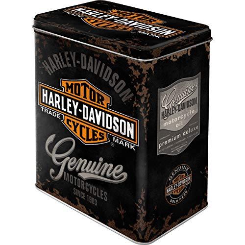 Nostalgic Art Vorratsdose, Harley Davidson