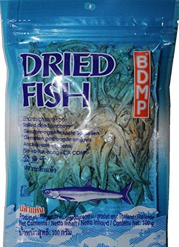 Bangkok Dehydrated Marine Product Co.Ltd. -  100g Getrocknete
