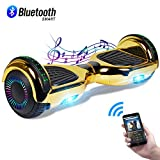 CBD 6.5' Hoverboard with Bluetooth Speaker, Self Balancing...