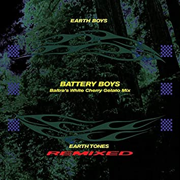 Battery Boys (Baltra's White Cherry Gelato Mix)