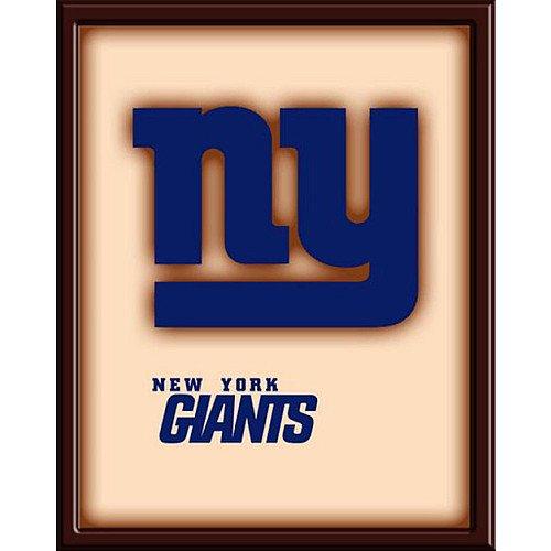 NFL New York Giants Wandbild aus Holz