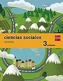 Ciencias sociales. 3 Primaria. Savia. Aragón - 9788467570434...