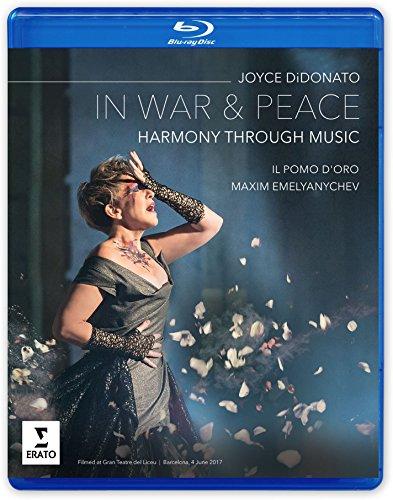 In War and Peace - Harmony through Music (Live aus dem Liceu Barcelona, Juni 2017) [Blu-ray]