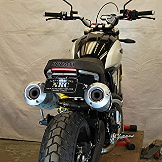 Ducati Scrambler 1100 Fender Eliminator Kit - New Rage Cycles (Standard)