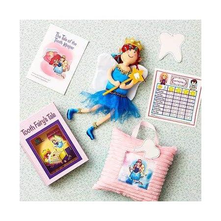 Ballerina Tooth Fairy Pillow Tooth Fairy Pillow Girls Tooth Pillow Tooth pillow