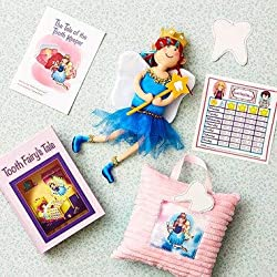 Image: Tooth Fairy's Tale | Tooth Fairy Set for Girls