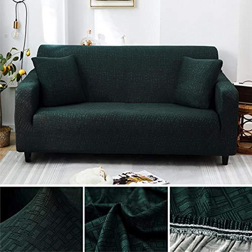 Sofá Elástica Cubierta De La Cubierta Sofá Todo Incluido Cubiertas para La Sala De Estar Cubierta De Sofá Sofá Sofa-05_4 Plazas 235-300Cm
