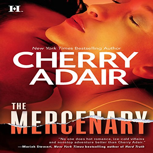 The Mercenary audiobook cover art