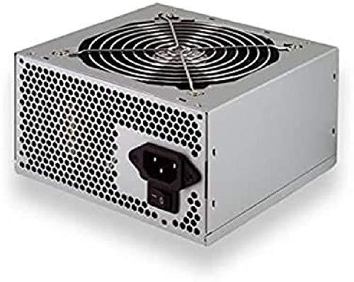 Nilox PSNI-3501 Alimentatore PC, Potenza Erogata di 350 W, Argento