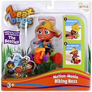 Beat Bugs - MOTION - MANIA BIKING BUZZ - Inspired by Music Made Famous by THE BEATLES