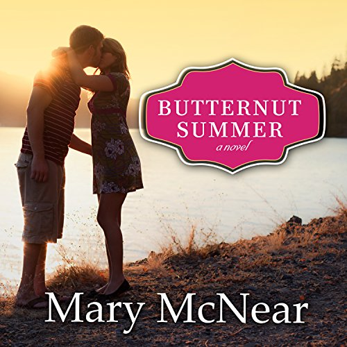 Butternut Summer audiobook cover art