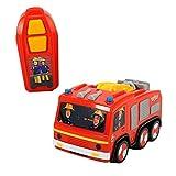 DICKIE-Spielzeug 203093003 Feuerwehrmann FS Sam IRC Jupiter Fahrzeug