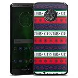DeinDesign Motorola Moto G6 Coque Étui Housse PSG Paris Saint-Germain Produit sous Licence...