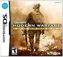 New Activision Blizzard Call Of Duty: Modern Warfare: Mobilized First Person Shooter Nintendo Ds