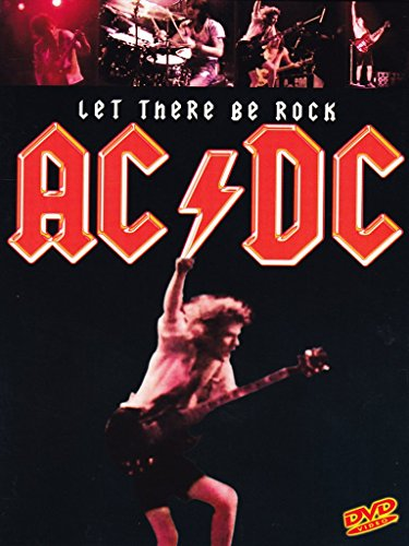 AC/DC - Let there be rock [IT Import]