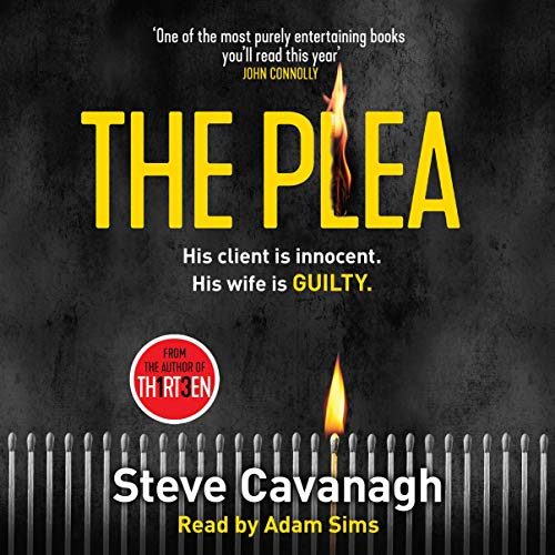 The Plea cover art