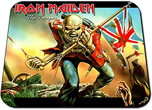 Iron Maiden The Trooper A Alfombrilla Mousepad PC