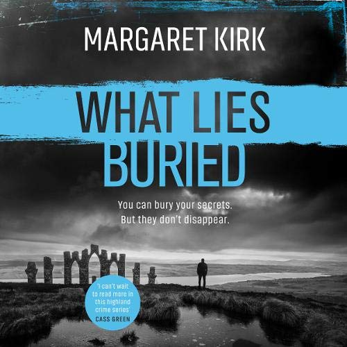 What Lies Buried cover art