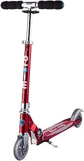 Micro Sprite Scooter - Stripe Red
