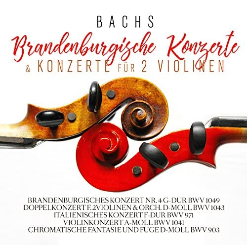Johann Sebastian Bach & Various artists