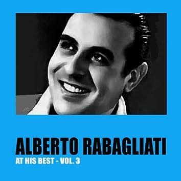 Alberto Rabagliati at His Best, Vol. 3